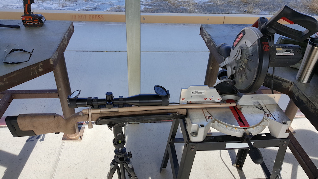 Experiment: effects of barrel length on velocity and accuracy, by Addison  Mohler